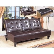 Bennett Adjustable Espresso Sofa Bed American Home Furniture Store Futon Vs