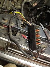 ex to bii swap page the ranger station forums okay here is a few pics of my wiring between my 89 b2 and a 91 ford explorer most wiring was between the bronco ii dash harness plugs and the 4 0 ecm plugs