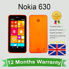 Nokia Lumia 630 Dual SIM - 8GB - Orange ...