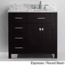 48 inch vanity with left offset sink right drawer 42 inch offset inside measurements 1922 x