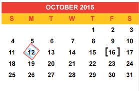 Calendar June July 2015 Jasper High School School District Instructional Calendar Plano