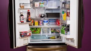 lg refrigerator instaview. lg lfxc24796d instaview door-in-door counter-depth refrigerator review - cnet lg instaview h