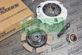 Clutchmasters FX400 6 Puck Clutch Kit CSX RSX Type-S CIVIC SI ...