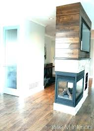 3 sided fireplace outstanding two insert electric fireplaces units