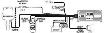 msd distributor wiring diagram msd image wiring msd 9018 ignition kit 6al distributor wires blaster coil ford 289 on msd distributor wiring diagram