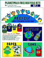 Recycling Chart For Kids 2019