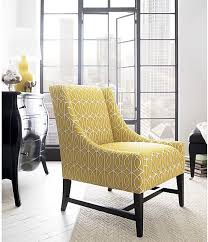 Lovely Yellow Living Room Chair For Your Home Decorating Ideas