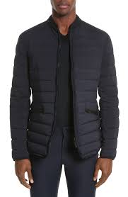 Men's Down Quilted, Puffer & Down Jackets | Nordstrom & Armani Collezioni Quilted Down Jacket Adamdwight.com