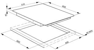 hob se2641tc2 smeg smeg uk Smeg Oven Wiring Diagram technical drawing · instruction manual smeg oven circuit diagram
