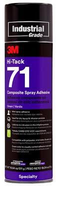 40M™ HiTack Composite Spray Adhesive 40 40M United States Cool Mami La Slave Fea 3m