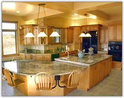 Small Picture Best 25 Large kitchen island designs ideas on Pinterest Large