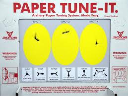 Paper Tuning 101 Lancaster Archery Blog