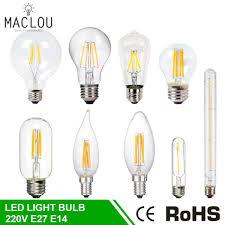Senarai Harga Led Bulb E27 220v 2w 4w 6w Retro Edison Bulb St64 Led