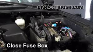 replace a fuse 2009 2013 toyota corolla 2012 toyota corolla le 6 replace cover secure the cover and test component