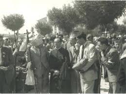 Peregrinación a Compostela - 1948