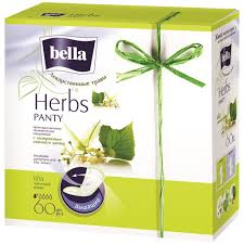Bella (<b>Белла</b>) <b>прокладки панти</b> herbs №60 липа по цене от 96.36 ...