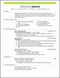 97 Openoffice Template Resume Federal Resume Template Does