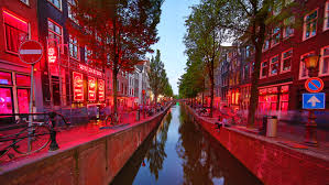 Amsterdam Red Light District Photo The Red Light District In Amsterdam A Brief History