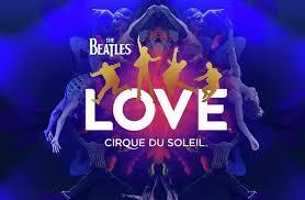 Beatles Love Seating Chart Best Seats The Beatles Love Cirque Du Soleil Las Vegas 2019 All