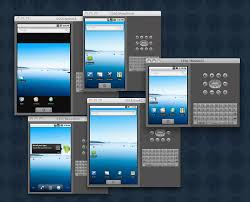 Common Device Android Configurations Virtual