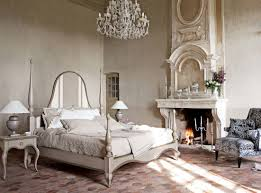 rustic chic bedroom. bedroom, rustic chic bedroom design white cushioned end bed stool light cream painted walls pattern