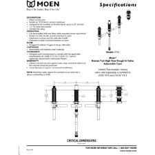 moen 9792 universal no finish valves rough in efaucets com previous next