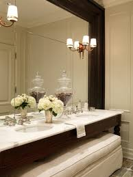 popular bathroom wall mirrors throughout luxury mirror home design comfy vanity with regard to 18