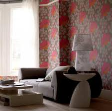Small Picture 20 Living Rooms with Beautiful Floral Wallpaper Rilane