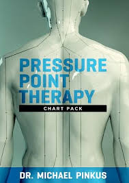 Pressure Point Therapy Chart Pack By Dr Michael Pinkus