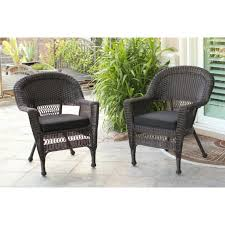medium size of black wicker outdoor dining furniture black wicker chair for black and white