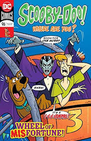 Scooby-Doo, Where Are You? (2010-) #96 by Ivan Cohen in 2020   Scooby,  Scooby doo, Comics