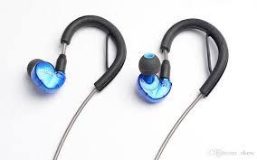 okcsc dd4 headphone diy hybrid dynamic 1ba 1dd bluetooth earphones ear hook in ear earbuds headset can change cable dhl free usb headphones best