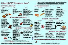 Kidney Helper Potassium And Phosphorus Guides Combo Pack