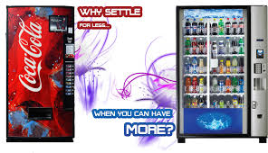Vending Machines Calgary Mesmerizing Calgary Vending Solutions