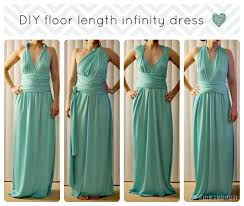 Infinity Dress Pattern Simple DIY Floor Length Infinity Dress Great Tips Pinterest Infinity