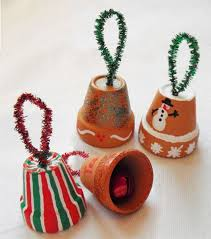 Christmas Bell Ornaments  Inexpensive Holiday Activity For Kids Christmas Crafts For The Elderly