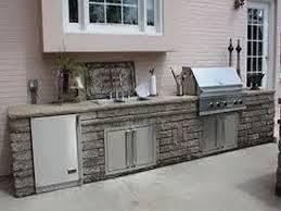 outdoor kitchen home depot