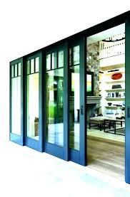 double pane sliding glass door cost doors s for