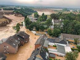 Almanya'da sel: Ölü sayısı 100'ü aştı, 114 bin haneye elektrik verilemiyor  - 16.07.2021, Sputnik Türkiye