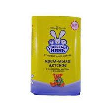 Купить Крем-<b>мыло детское</b>, твердое «<b>Ушастый нянь</b>» - С ...