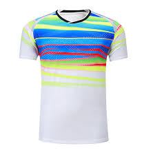 New CHINA badminton shirt , badminton tshirt , <b>Men and women's</b> ...