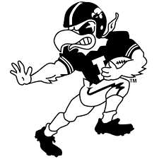 Small Picture Iowa Football Coloring Pages Coloring Pages