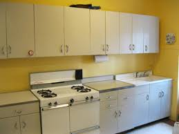 mid century modern kitchen remodels with costs elegant captivating metal kitchen cabinets catchy home design ideas
