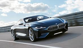 Bmw Shark Design Heres A Better Look At Bmws New 8 Series