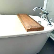 pole caddy bathtub shelf tray for laptop reading tub pole target spa creations pole caddy instructions