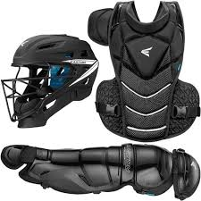Easton Catchers Gear Size Chart Easton Jen Schro The Very Best Faspitch Softball Catchers Set Small