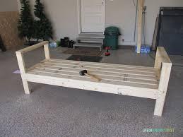 diy yard furniture. Add Slats To Support The Cushion Diy Yard Furniture