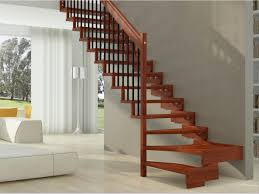 ... Decorations Interior ~ Genuine Yet Creative Open Staircase Design Style  And Pictures: Marvelous Wooden Open ...