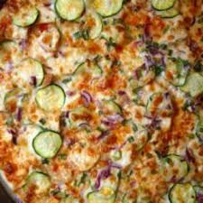 Thin Crust Thai Chicken Pizza Like Papa Murphys