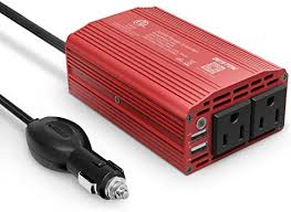 Amazon.com: BESTEK 300W Power <b>Inverter</b> DC <b>12V</b> to 110V AC ...